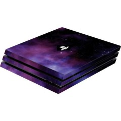 PS4 Pro Skin Galaxy Violet Cover PS4 Pro