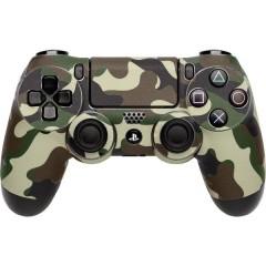 Controller Skin Camo Green Cover PS4