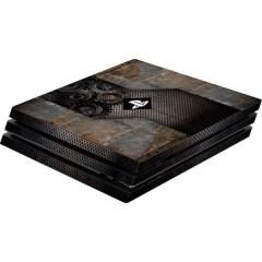 Skin für PS4 Pro Konsole Rusty Metal Cover PS4 Pro
