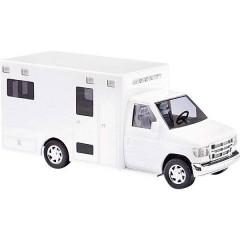 H0 Ford E-350 tetto piatto