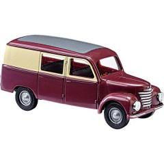 TT Framo V901/2 combi rosso vino/beige