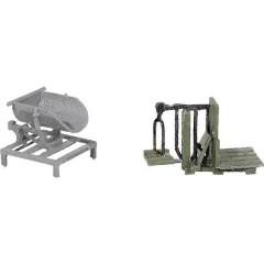 H0 bilancia pesa sacchi e carbone Modello stampa 3D