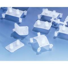 TERRA-FORM Piastre di supporto per struttura Plastica 1 KIT