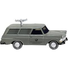 H0 Opel Servizio di telecomunicazione ´60 Caravan Record
