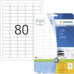 Etichette 35.6 x 16.9 mm Carta Bianco 2000 pz. Permanente Etichetta universale, Etichetta per indirizzo