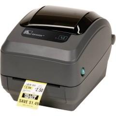 Stampante di etichette GK420t rev2 a trasferimento termico 203 x 203 dpi Larghezza etichetta (max.): 110 mm USB,