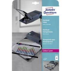 Fogli lucidi per lavagne luminose DIN A4 Stampante laser, Stampante laser a colori, Fotocopiatrice,
