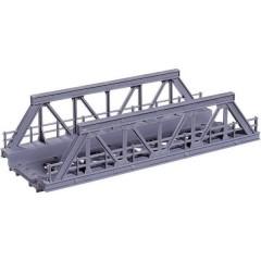 H0 Ponte 1 binario Universale (L x L x A) 180 x 70 x 45 mm