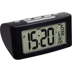 Radiocontrollato Sveglia Nero Tempi di allarme 1
