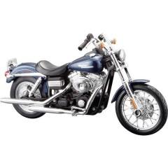 Harley ´06 FXDBI Dyna Street Bob 1:12 Motomodello