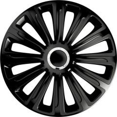 Copri ruota R14 Nero 1 pz.