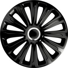 Copri ruota R15 Nero 1 pz.