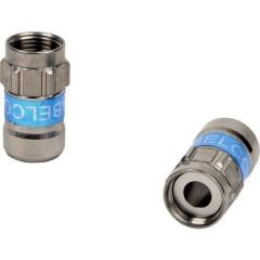 F-6-TD Self install 5.1 blau Spina di compressione niti O-ring 100 pz
