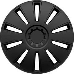GRID Copri ruota R14 Nero 1 pz.