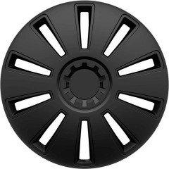GRID Copri ruota R15 Nero 1 pz.