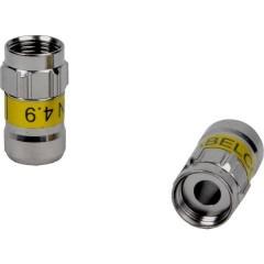 F-56 4.9 Self Install gelb Spina a compressione 100 pz