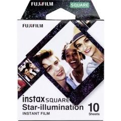 Instax Square Star Illumination Pellicola per stampe istantanee Nero