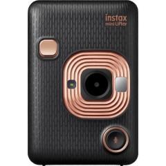 Instax Mini LiPlay Fotocamera istantanea Nero