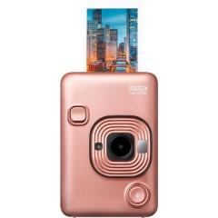 Instax Mini LiPlay Fotocamera istantanea Oro Blush