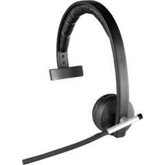 Mono H820e Cuffia Headset per PC USB, 2.4 GHz Mono, Senza filo Cuffia On Ear