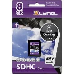 Scheda SDHC 8 GB Class 10, UHS-I