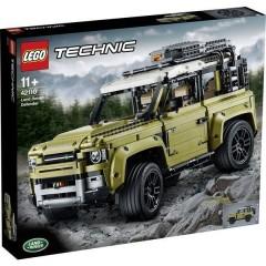 LEGO® TECHNIC Paese Rover Defender