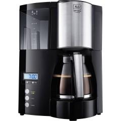 Optima Timer black Macchina per il caffè Nero Capacità tazze=12 funzione timer