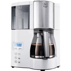 Optima Timer ws Macchina per il caffè Bianco Capacità tazze=12 Display, funzione timer, Funzione mantenimento