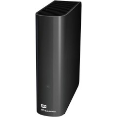 Elements 8 TB Hard Disk esterno da 3,5 USB 3.0 Nero BWLG0080HBK-EESN