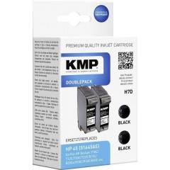 Cartuccia Compatibile sostituisce HP 45 Conf 2 pz Nero H7D