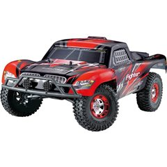 Fighter-1 Brushed 1:12 Automodello Elettrica Short Course 4WD RtR 2,4 GHz