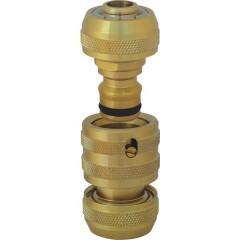 Ottone Raccordo per tubi dellacqua 13 mm (1/2) Ø, Raccordo a innesto Kit