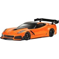 1:10 Carrozzeria Chevrolet Corvette ZR1 194 mm Non verniciato, non tagliato
