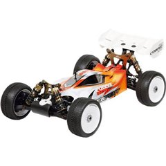 Cobra B-EP Brushless 1:8 Automodello Elettrica Buggy 4WD RtR 2,4 GHz