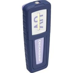 UV-Form LED (monocolore), LED UV Lampada da lavoro a batteria ricaricabile 250 lm