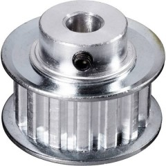 Alluminio Puleggia per cinghia dentata Ø foro: 8 mm Diametro: 65 mm Numero di denti: 40