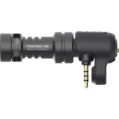 VIDEOMIC ME Microfono vocale Tipo di trasmissione:Diretto incl. protezione vento