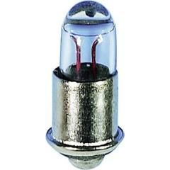 Mini lampadina a incandescenza 1.5 V 0.09 W SM5s/8 Trasparente 1 pz.
