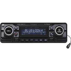 RMD-120BT/B Autoradio Design retrò, Vivavoce Bluetooth®
