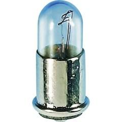 Micro lampadina a incandescenza 6 V 1.20 W MF6s/8 1 pz.