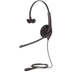 BIZ 1500 Cuffia telefonica Filo Cuffia On Ear Nero