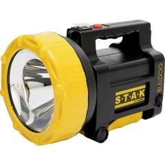 LED (monocolore) Lampada portatile a batteria Bulldog 2000 lm