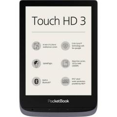 Touch HD 3 metallic grey Lettore di eBook 15.2 cm (6 pollici) Grigio (metallizzato)