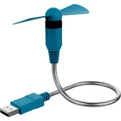 RealPower Ventilatore USB (L x A x P) 88 x 290 x 88 mm