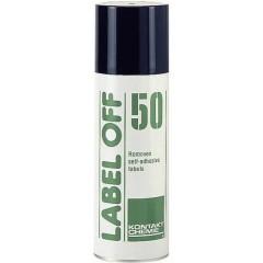 LABEL OFF 50 Rimuovi etichette 200 ml