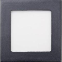 Pannello LED 11 W Bianco luce del giorno Argento