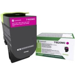 Toner return program CS317 CS417 CS517 CX317 CX417 CX517 Originale Magenta 2300 pagine