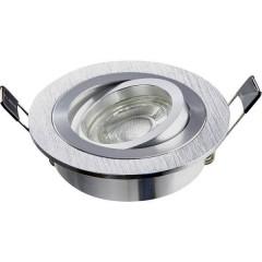 DL7801 Lampada da incasso 8 W Alluminio