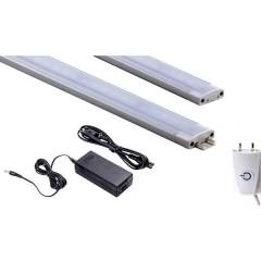 MECANO Lampada LED sottopensile 15 W Bianco caldo Bianco