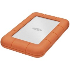 Rugged Mini 1 TB Hard Disk esterno da 2,5 USB 3.2 Gen 1 (USB 3.0) Argento, Arancione